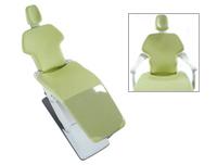 Симметричное кресло стоматологических установок Absolute Lite иIsoplus Lite